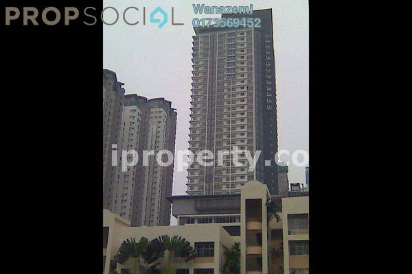 For Sale Condominium at VERVE Suites, Mont Kiara Freehold Fully Furnished 2R/2B 1.15m