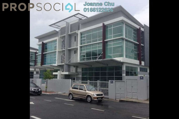 For Sale Factory at Taman P Ramlee, Setapak Leasehold Unfurnished 0R/0B 5.32m