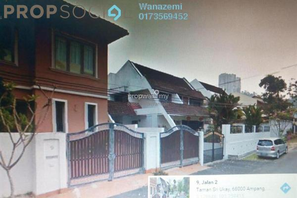 For Sale Terrace at Taman Sri Ukay, Ukay Freehold Unfurnished 5R/4B 2.2m