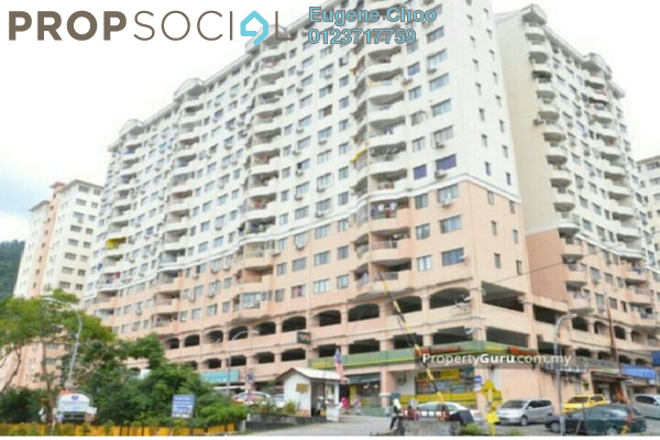 For Sale Apartment at Sri Saujana, Kepong Leasehold Unfurnished 3R/2B 185k