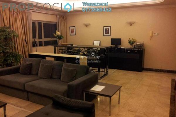 For Sale Serviced Residence at Crown Regency, KLCC Freehold Fully Furnished 3R/3B 1.28m