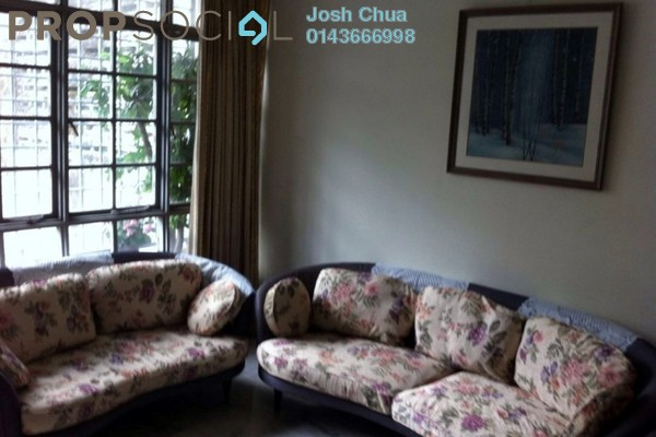 For Rent Condominium at Le Chateau, Seputeh Freehold Fully Furnished 3R/2B 1.5k