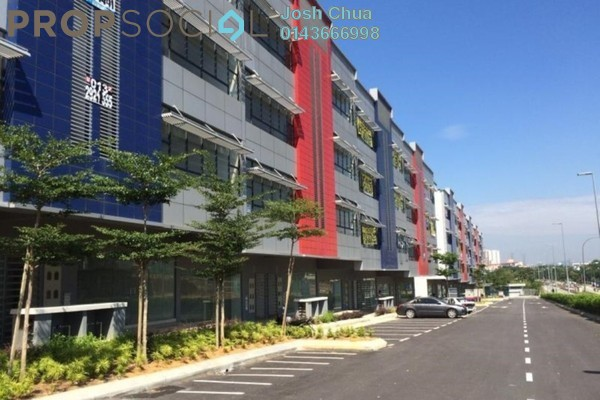 For Rent Shop at Impiana Sky Residensi, Bukit Jalil Freehold Unfurnished 1R/1B 17k