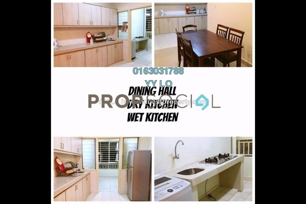 For Rent Condominium at SuriaMas, Bandar Sunway Leasehold Fully Furnished 4R/2B 2.5k