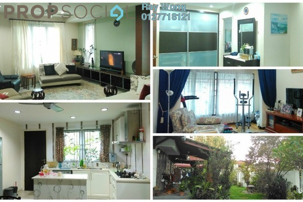 For Sale Terrace at Taman Mulia, Bandar Tun Razak  Fully Furnished 5R/3B 1.2百万