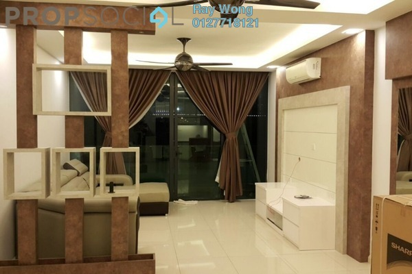For Sale Condominium at LaCosta, Bandar Sunway Leasehold Fully Furnished 3R/3B 1.3m