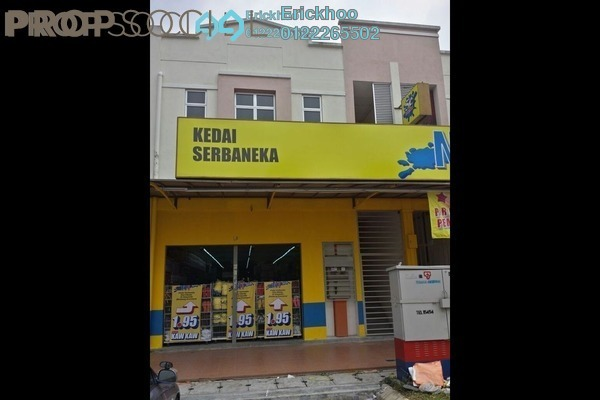 For Sale Shop at Kemuning Greenville, Kota Kemuning Freehold Unfurnished 1R/1B 1.3m