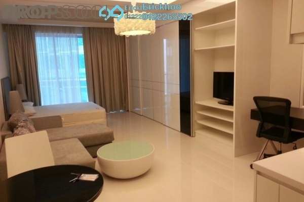 For Sale Serviced Residence at Plaza Damas 3, Sri Hartamas Freehold Fully Furnished 1R/1B 460k