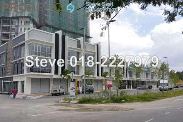For Rent Shop at Section 8, Bandar Mahkota Cheras Freehold Unfurnished 0R/0B 5.5k