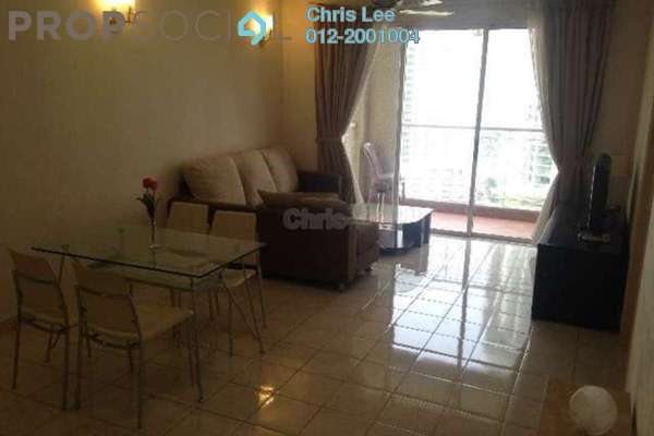 For Sale Condominium at Mont Kiara Bayu, Mont Kiara Freehold Semi Furnished 2R/1B 620k