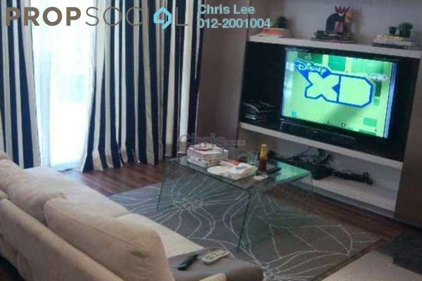 For Rent Condominium at VERVE Suites, Mont Kiara Freehold Fully Furnished 2R/2B 4.5k