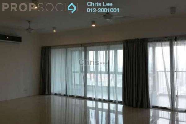 For Rent Condominium at Seni, Mont Kiara Freehold Semi Furnished 4R/5B 10k