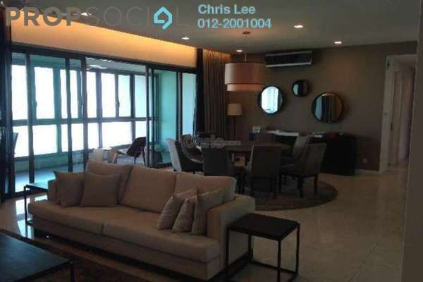 For Rent Condominium at Seni, Mont Kiara Freehold Fully Furnished 3R/4B 8.5k