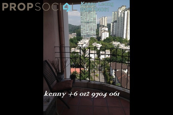 For Sale Condominium at Lanai Kiara, Mont Kiara Freehold Semi Furnished 3R/2B 710k