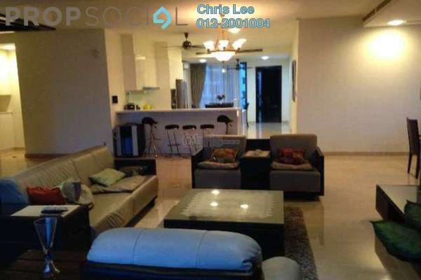 For Rent Condominium at 11 Mont Kiara, Mont Kiara Freehold Fully Furnished 3R/5B 13.8k