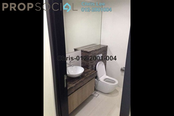 For Rent Condominium at 11 Mont Kiara, Mont Kiara Freehold Semi Furnished 3R/5B 12k