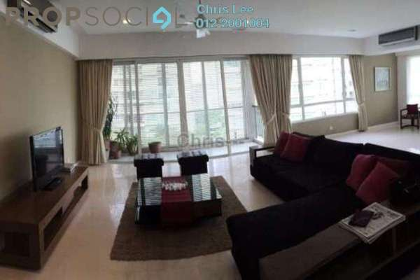 For Rent Condominium at Kiaraville, Mont Kiara Freehold Fully Furnished 4R/5B 9k