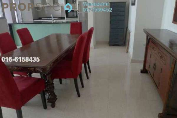 For Rent Condominium at The Meritz, KLCC Freehold Fully Furnished 2R/3B 6.8k