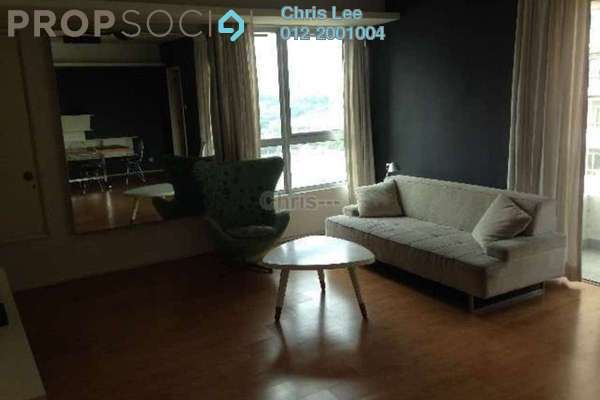 For Rent Condominium at i-Zen Kiara I, Mont Kiara Freehold Fully Furnished 3R/2B 3.8k