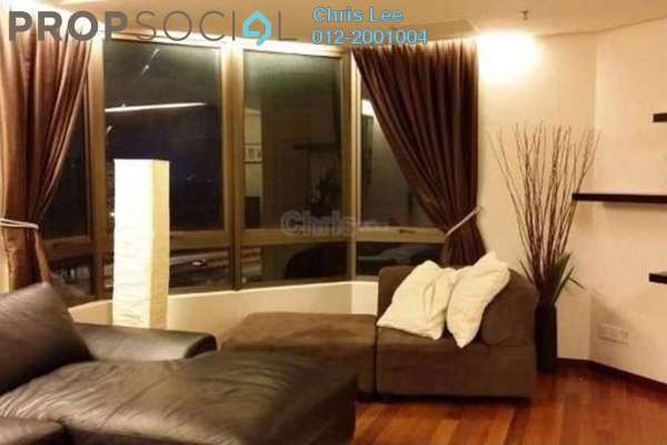 For Rent Condominium at i-Zen Kiara II, Mont Kiara Freehold Fully Furnished 3R/2B 4.5k