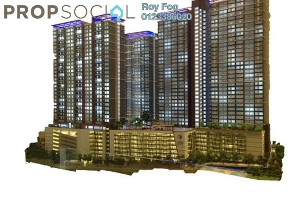 For Sale Condominium at Casa Green, Bukit Jalil Leasehold Semi Furnished 3R/3B 438k