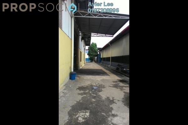 For Sale Factory at Pandamaran Industrial Estate, Port Klang Freehold Unfurnished 0R/2B 3.8m