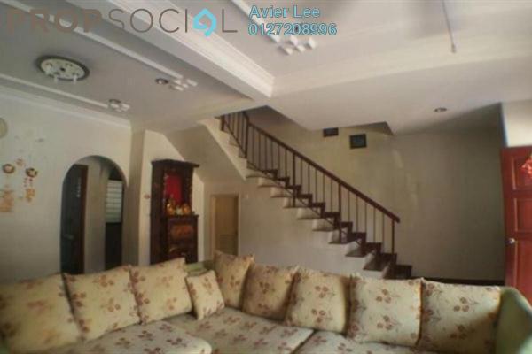 For Sale Terrace at Taman Sungai Kapar Indah, Kapar Freehold Semi Furnished 4R/3B 438k