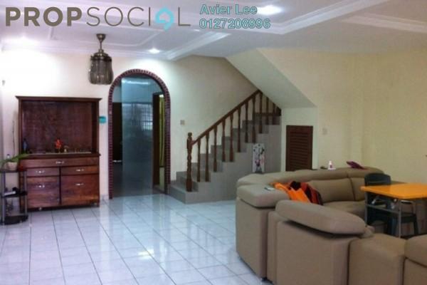 For Sale Terrace at Bayu Perdana, Kota Damansara Leasehold Unfurnished 4R/3B 580k