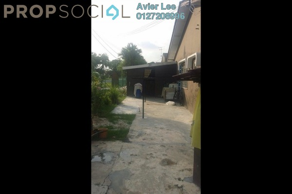 For Sale Terrace at Taman Sentosa, Kajang Freehold Unfurnished 3R/2B 350k