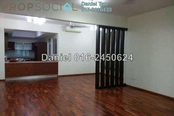 For Sale Condominium at Hijauan Kiara, Mont Kiara Freehold Semi Furnished 3R/3B 1.45m