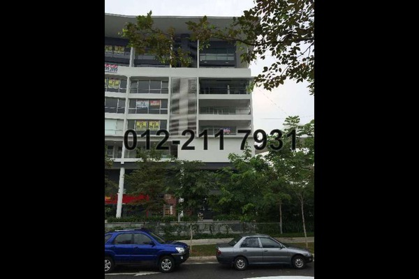 For Sale Office at Damansara Avenue, Bandar Sri Damansara Freehold Unfurnished 0R/1B 1.45m