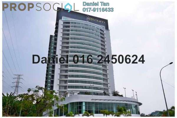 For Sale Office at 8trium, Bandar Sri Damansara Freehold Unfurnished 0R/0B 450k