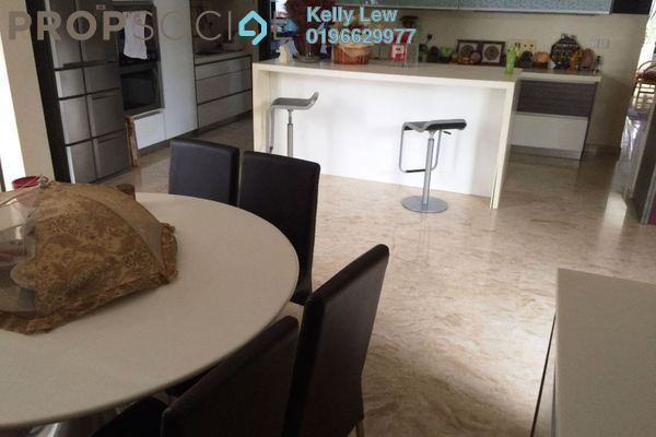 For Sale Bungalow at Lake Edge, Puchong Leasehold Semi Furnished 6R/4B 2.8m