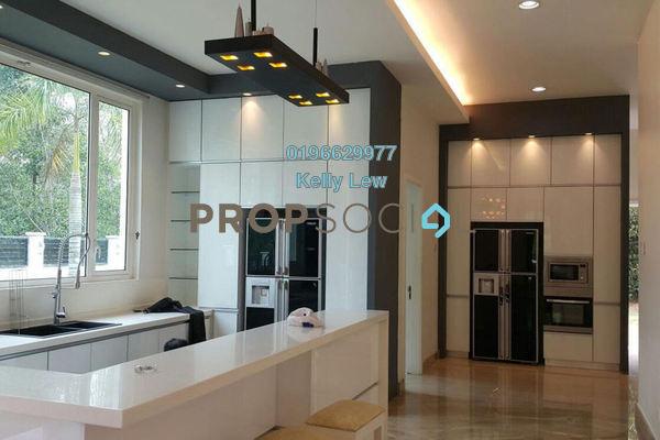 For Sale Bungalow at Taman Pinggiran Putra, Bandar Putra Permai Leasehold Semi Furnished 5R/6B 3.5m