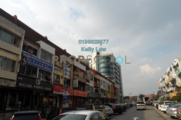 For Rent Shop at SS15, Subang Jaya Freehold Unfurnished 0R/1B 6k