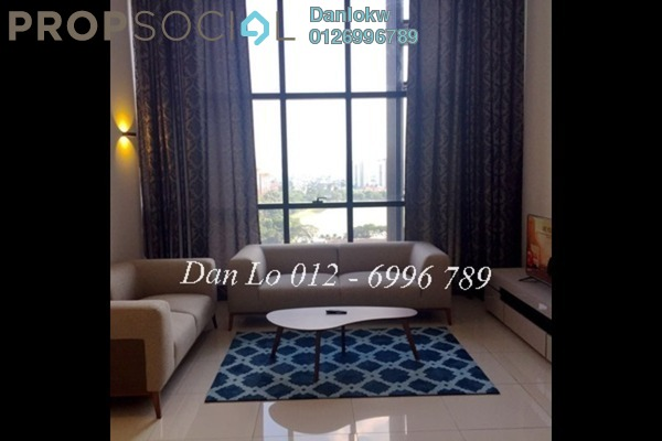 For Rent Duplex at M City, Ampang Hilir Freehold Fully Furnished 1R/2B 3.5k