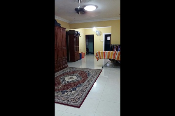 For Sale Terrace at USJ 1, UEP Subang Jaya Leasehold Semi Furnished 3R/3B 1.25m