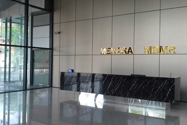 For Rent Office at Menara MBMR, Mid Valley City Freehold Unfurnished 0R/1B 6k