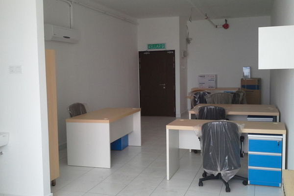 For Rent Office at Avenue Crest, Shah Alam Freehold Unfurnished 0R/1B 1.2k