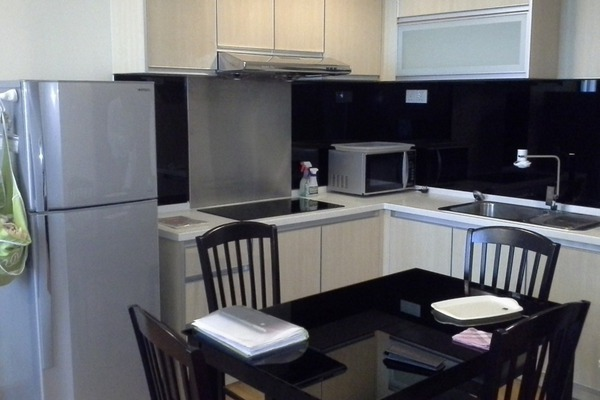 For Rent Condominium at Dua Sentral, Brickfields Freehold Fully Furnished 2R/1B 4k