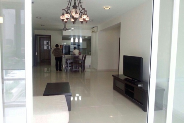 For Rent Condominium at Mont Kiara Meridin, Mont Kiara Freehold Fully Furnished 3R/2B 5k