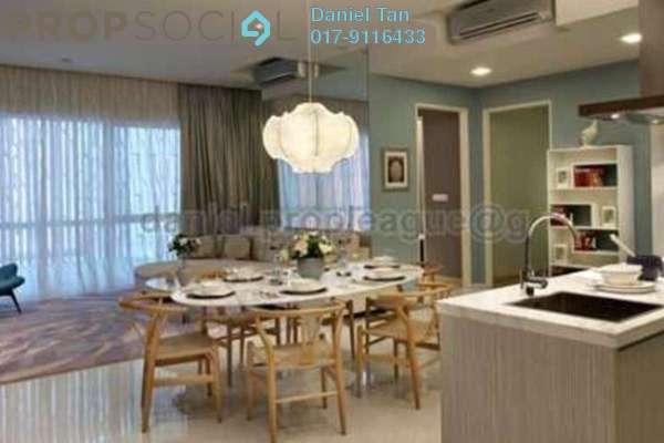 For Rent Condominium at Seringin Residences, Kuchai Lama Freehold Semi Furnished 2R/3B 2.8k