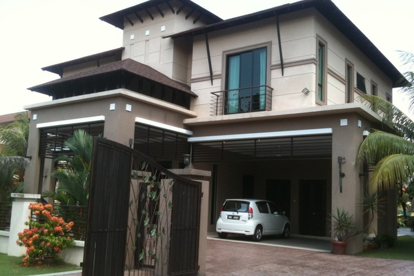 For Sale Bungalow at Tropicana Golf & Country Resort, Tropicana Leasehold Semi Furnished 5R/7B 7m