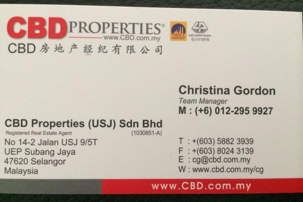 For Sale Terrace at USJ 6, UEP Subang Jaya Freehold Semi Furnished 3R/2B 690k