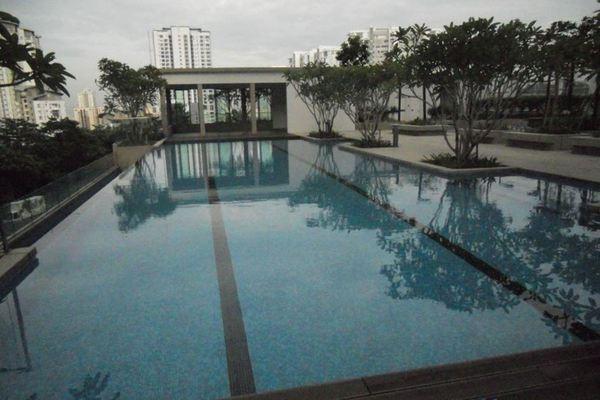 For Sale Condominium at Kiaramas Danai, Mont Kiara Freehold Unfurnished 5R/3B 2.2m