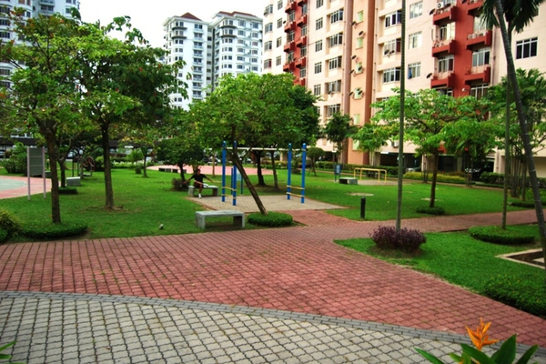 For Sale Condominium at Kelana Puteri, Kelana Jaya Leasehold Unfurnished 3R/2B 470k