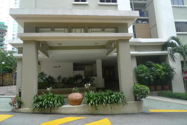 For Rent Condominium at Casa Kiara I, Mont Kiara Freehold Fully Furnished 4R/2B 3.5k