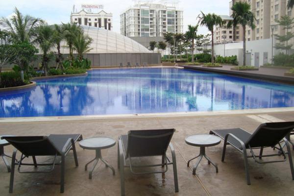 For Rent Condominium at Tropicana City Tropics, Petaling Jaya Freehold Fully Furnished 2R/1B 2.3k