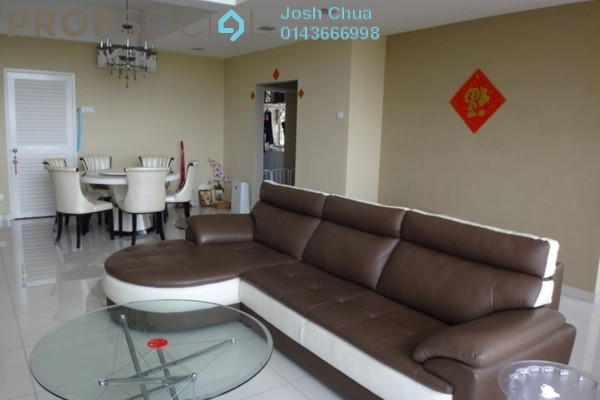 For Sale Condominium at Desa Villa, Taman Desa Freehold Fully Furnished 3R/3B 1.25m