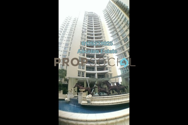 For Sale Condominium at La Grande Kiara, Mont Kiara Freehold Semi Furnished 3R/5B 1.03m